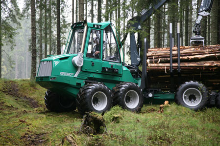 Gremo Forwarder 1250F
