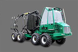 Forwarder 750F