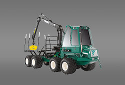 Gremo Forwarder 950F