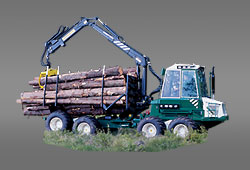 Gremo Forwarder 950R